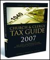 Church and Clergy Tax Guide, Richard Hammar, 0917463323