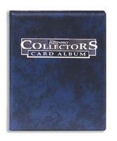 Binder: 4pkt: Portfolio: Collectors BU - 4 Album Pocket Portfolio