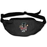 BTKML Adult Space Jam Waist Sport Belt Bag For Sports Travel Running Hiking (Space Jam Costumes)
