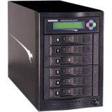 kanguru kclone-5hd-twr kclone-5hd-twr hard drive duplicator 1 to 5 sata hdd