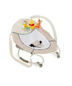 61c1b4587eca Amazon.com   Disney Baby Bungee Winnie The Pooh Walker Bouncer.   Baby