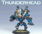 Privateer Press Warmachine: Cygnar Thunderhead Model Kit