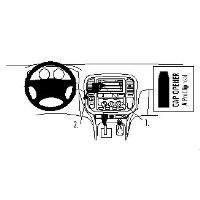 - PROCLIP CENTER MOUNT - Toyota Land Cruiser 1999-2002/Toyota Lan