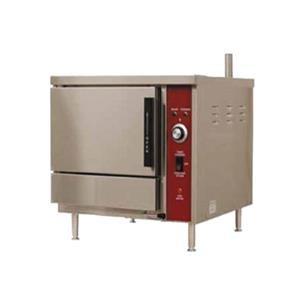 5 Pan Boilerless Convection Steamer - Solaris Steam EPX-5-S Convection Steamer - Restaurant Equipment