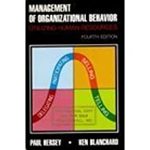 Management of Organizational Behaviour: Utilizing Human Resources by Paul Hersey (1982-01-08)