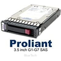 454274-001 Compatible HP 450-GB 3G 15K 3.5 DP SAS HDD