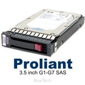 EF0300FARMU Compatible HP 300-GB 6G 15K 3.5 DP SAS (2 PACK)