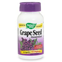 Cheap Nature's Way Grape Seed  Capsules  30 Capsules (Pack of 3)