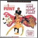 In Like Flint / Our Man Flint: Original Motion Picture Soundtracks [1998] Audio CD