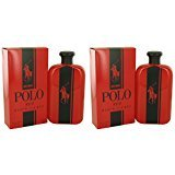 Ràlph Laurén Pôlo Réd Inténse Côlogne For Men 6.7 oz Eau De Parfum Spray + a FREE 2.6 oz Deodorant Stick (PACKAGE OF 2)