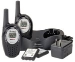 Cobra MicroTALK PR245-2VP 6-Mile 22-Channel FRS/GMRS Two-Way Radio (Pair) by Cobra