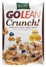 - Kashi GoLean Crunch High Protein and High Fiber Cereal -- 15 oz