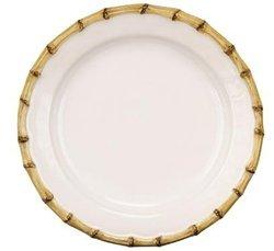 - Juliska Classic Bamboo Dessert Plate