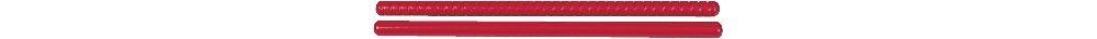 Rhythm Band RB767A 10 Small Rhythm Sticks - 1 Fluted, 1 Plain - Pair 464498