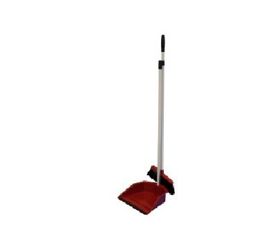 Broom and Dustpan with Handle Set-Package Quantity,16 by bulk buys