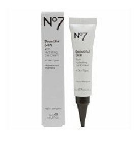 Boots No7 Beautiful Skin Rich Hydrating Eye Cream, .5 fl oz - 2pc by Boots