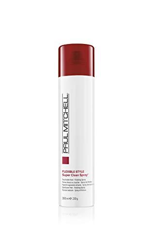 Paul Mitchell Super Clean Finishing Spray, Flexible Style,9.5 oz