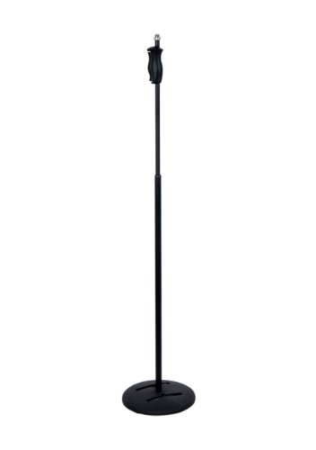"""Hamilton KB240M Stands""""E-Trigger"""" Straight, Die Cast Base Mic Stand"""