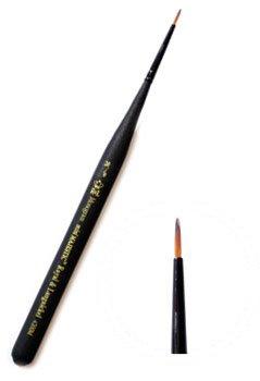 Royal Mini Majestic Monogram Brush - Size-20/0 - 3 Pack