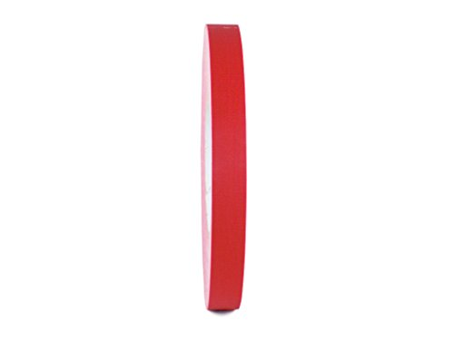 Red Spike - T.R.U. CGT-80 Red Gaffers Stage Tape with Rubber Adhesive, 1/2 in. wide x 60 Yards length, 12MIL Thickness (Pack of 1)