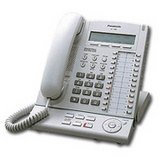 Panasonic KX T7633 - Digital Phone White image