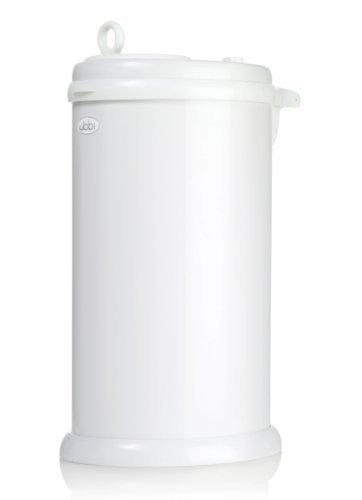 Ubbi bolsa de pañales cubo de pintura de color blanco