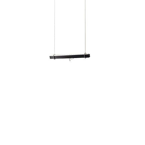Ingo Maurer Brick - Lámpara de techo, color negro plata ...