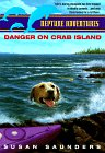 Danger on Crab Island, Susan Saunders, 0380794888