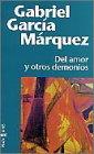 Del Amor y Otros Demonios, Gabriel García Márquez, 8401242371