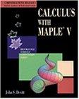 Calculus with Maple V, John S. Devitt, 0534163629