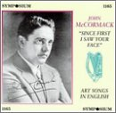 John McCormack - Art Songs in English (Symposium)