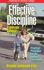 Effective Discipline, Bonnie J. Fite, 0882707388
