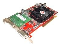- ATI Technologies 100-505050 FireGL 9500 128MB DDR SDRAM AGP 8x Graphics Card