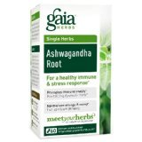 Gaia Herbs Ashwagandha Capsules 60 Count product image