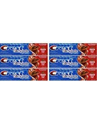 Crest Complete Cinnamon Rush 6 Ounce (Pack of 6) ()