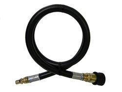 Dual Qd Hose/Male Qd Plug X 120' MB Sturgis 100395-120PKG