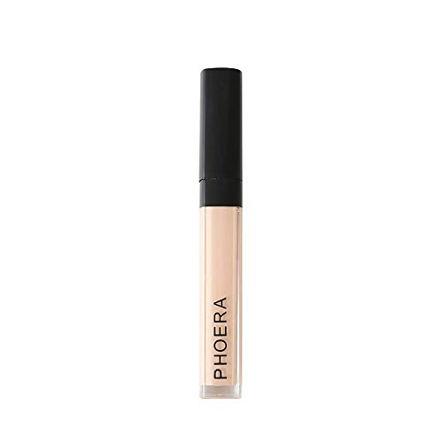 BXzhiri Makeup Concealer Moisturizer Conceal 10 Color Liquid Concealer Lightweight Foundation Water Based Foundation]()