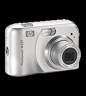 L2412A - Photosmart M527 Digital Camera with HP Instant Share