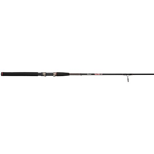Shakespeare USSP701MH Ugly Stik GX2 1-Piece Spinning Rod, 8-20-Pound Test, 7 Feet, Medium-Heavy Power (Best Spinning Rod Under $50)