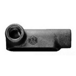 Crouse-Hinds LL85 Die Cast Aluminum Type LL Conduit Outlet Body 3 Inch Condulet by Crouse-Hinds