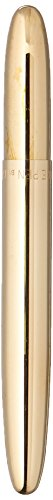 Fisher Space Pen Raw Brass Bullet Pen (Medium Pen Knife)
