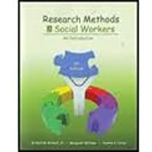 Research Methods for Social Workers: An Introduction