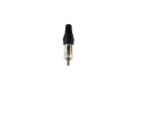 Coilhose Pneumatics MFC2-CS 1/4'' Miniature Integral Filter/Regulator, Clam Shell