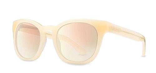 Filtrate Eyewear Bowery Sunglasses Nude - Bowery Sunglasses
