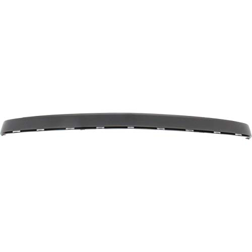 (New Front Lower Valance For 2005-2006 GMC Yukon Air Deflector, Extension, Textured 15224192 GM1092185)
