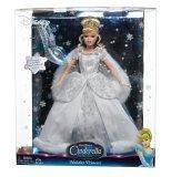 Disney Princess Holiday Princess Cinderella Doll ()