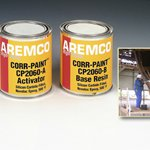 Corr-Paint CP2060 Protective Coating for Highly Corrosive Applications, Gallon