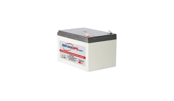 Mighty Max Battery RBC6 UPS Complete Replacement Battery Kit for APC BP1100 Brand Product
