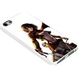 Attack on Titan Mikasa for Iphone Case (iphone 6 white)