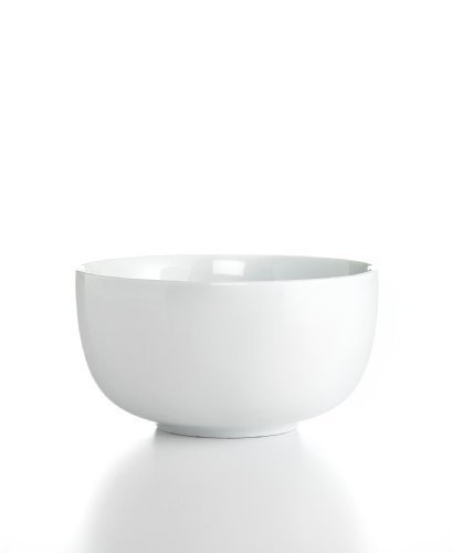 Amazon.com | The Cellar Dinnerware, Whiteware Soup Bowl, Set of 4 ...